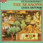Peter Lyich Tchaikovsky: The Seasons, Op.37a