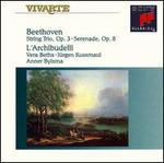 Beethoven: String Trio; Serenade