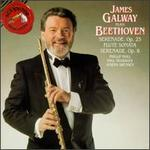 Beethoven: Serenades, Opp. 25 & 8; Flute Sonata