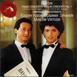 Haydn: Piano Concerto; Violin Concerto No. 1; Sinfonia Concertante