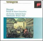 Mozart: Rondo & Horn Concertos