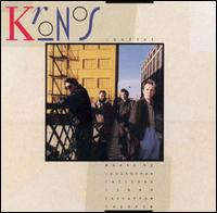 Kronos Quartet - David Harrington (violin); Hank Dutt (viola); Joan Heanrenaud (cello); John Sherba (violin); Kronos Quartet