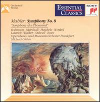 "Mahler: Symphony No. 8 ""Symphony of a Thousand"" - Ernst Wurdinger (organ); Faye Robinson (soprano); Hildegard Heichele (soprano); Hildegard Laurich (alto);..."