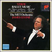 Giuseppe Verdi: Ballet Music - Metropolitan Symphony Orchestra; James Levine (conductor)