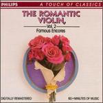 The Romantic Violin Vol. 2-Famous Encores