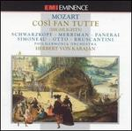 Mozart: Cos8 fan tutte (Highlights)