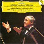 Boulez Conducts Webern