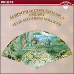 Tomaso Albinoni: Concerti A Cinque Op. 9