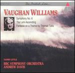 Vaughan Williams: Symphony No. 6; The Lark Ascending; Fantasia on a Theme by Thomas Tallis