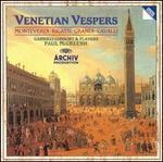 Venetian Vespers: Monteverdi, Rigatti, Grandi, Cavalli
