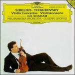 Sibelius/Tchaikovsky: Violinkonzerte
