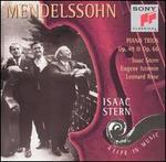 Mendelssohn: Piano Trios Op. 49 & Op. 66