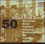 Juilliard String Quartet: 50 Years, Vol. 5