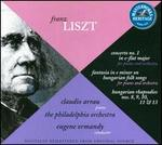 Liszt: Piano Concerto No. 1; Fantasia on Hungarian Folk Songs; Hungarian Rhapsodies
