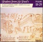 Psalms From St. Paul's, Vol. 2: Psalms 18-29 (Hyperion)