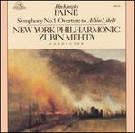 John Knowles Paine: Overture to Shakespeare's As You Like It, Op. 28; Symphony No. 1