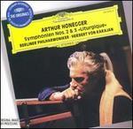Honegger: Symphonies Nos. 2 & 3