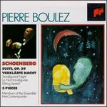 Arnold Schoenberg: Suite, Op. 29; VerklSrte Nacht; 3 Pieces