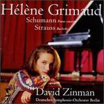 Robert Schumann: Piano Concerto; Richard Strauss: Burleske