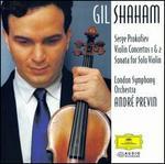 Serge Prokofiev: Violin Concertos 1 & 2; Sonata for Solo Violin