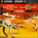 Copland: Billy the Kid;  GrofT: Grand Canyon Suite / Gould