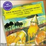 Prokofiev: Alexander Nevsky; Scythian Suite; Lieutenant KijT