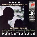 Bach: Orchestral Suites Nos. 2 & 3