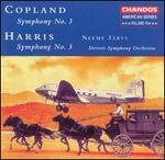 Copland: Symphony No. 3; Harris: Symphony No. 3