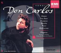 Verdi: Don Carlos - Anat Efraty (vocals); Andrew Golder (vocals); Csaba Airizer (vocals); Daniel Bonnardot (vocals); Eric Halfvarson (vocals);...