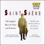 Camille Saint-Sadns: Chamber & Orchestral Pieces For Various Instruments