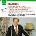 Handel: Flute Concertos & Sonatas
