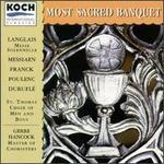 Most Sacred Banquet