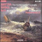 Britten: Four Sea Interludes/Passacaglia/Bridge: Suite The Sea/Bax: On The Sea-Shore