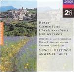 Bizet: Carmen Suite; L'Arl�sienne Suite; Jeux d'Enfants