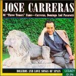 Boleros & Love Songs of Spain