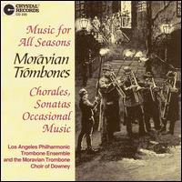 Music For All Seasons - Alvin Veeh (trombone); Bob Minor (trombone); Byron Peebles (tamboura); Daren Tkaczyk (soprano trombone);...