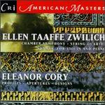 Zwilich: Chamber Symphony/String Quartet/Sonata In Three Movements/Cory: Profiles/Apertures/Designs