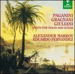 Paganini, Gragnani, Giuliani: Duets for Violin & Guitar
