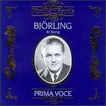 Jussi Bjorling in Song 1930-1937