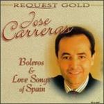 Boleros & Love Songs of Spain