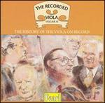 The Recorded Viola, Vol. 3
