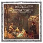 Wolfgang Amadeus Mozart: Eine Kleine Nachtmusik, K525 / Notturno for Four Orchestras, K286 / Serenata Notturna, K239-the Salomon Quartet / the Academy of Ancient Music / Christopher Hogwood
