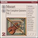 Mozart: The Complete Quintets, Vol. 2