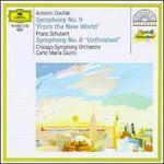 "Antonfn Dvor�k: Symphony No. 9 ""From the New World""; Franz Schubert: Symphony No. 8 ""Unfinished"""