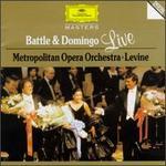 Battle & Domingo Live