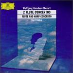 Wolfgang Amadeus Mozart: 2 Flute Concertos; Flute and Harp Concerto
