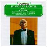 Sviatoslav Richter Vol. 3: Schubert Piano Sonata No. 13, Piano Sonata No. 14, Impromtus Nos. 2 & 4