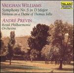 Vaughan Williams: Symphony No. 5; Tallis Fantasia