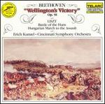 Beethoven: Wellington's Victory; Liszt: Battle of the Huns; Hungarian March to the Assault
