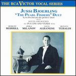 "Jussi Bjorling-Bizet: ""the Pearl Fishers"" Duet / Puccini & Verdi: Duets and Scenes"